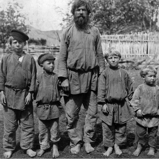 Как за сто лет изменились русские люди