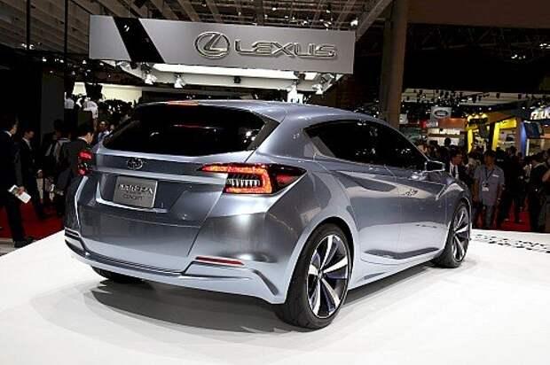 Subaru Impreza шагнула в будущее