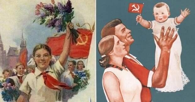 Даздраперма и Лунио: самые странные имена, которые давали детям в СССР