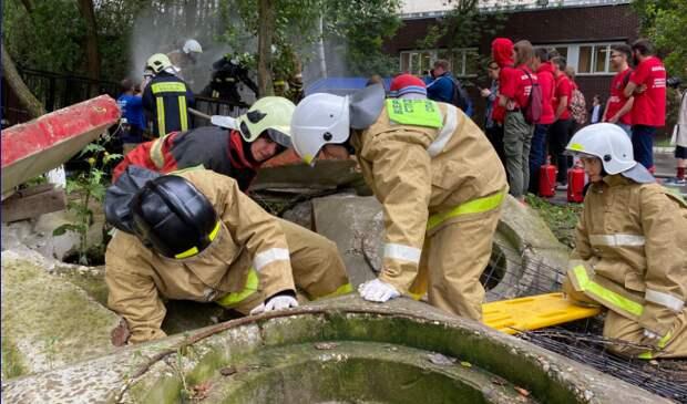 Подростки из Марфина освоят приемы пожаротушения