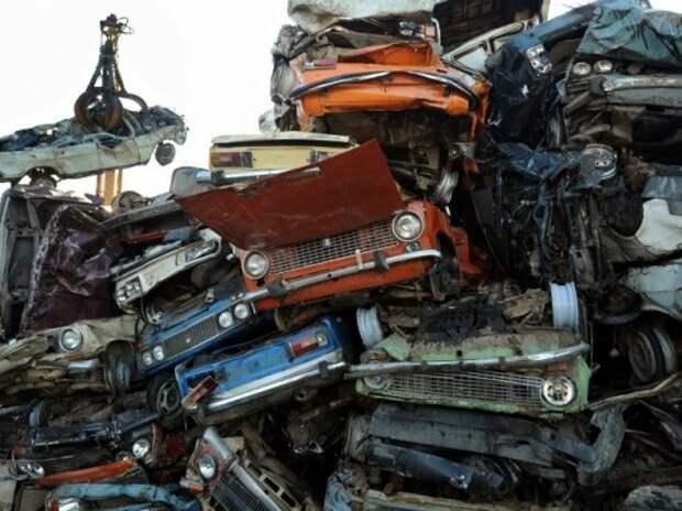По программе утилизации с января удалось продать 40 тысяч автомобилей