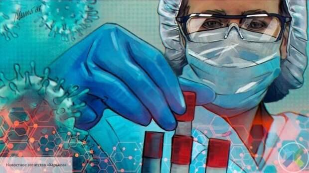 Количество заболевших коронавирусом на Украине возросло до 549 человек