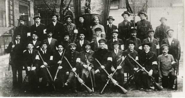 Замена «плохой» полиции: Американский вариант русского 1917 года