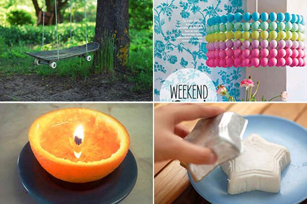 Необычные идеи использования старых вещей в интерьере: для самых бережливых