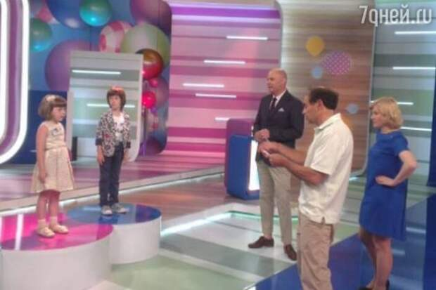 Знаменитое шоу «Устами младенцев» возвращается на телеэкраны