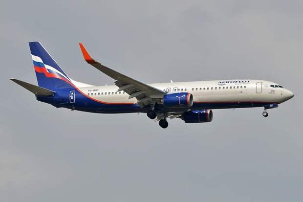 Первый регулярный заграничный рейс вылетел из«Шереметьево»