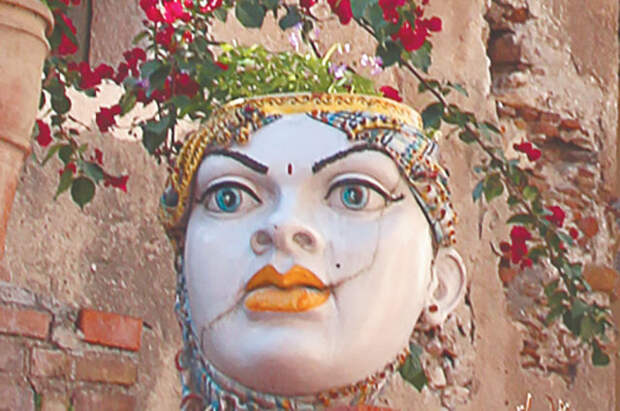 Почему на Сицилии популярны цветочные контейнеры в виде голов?