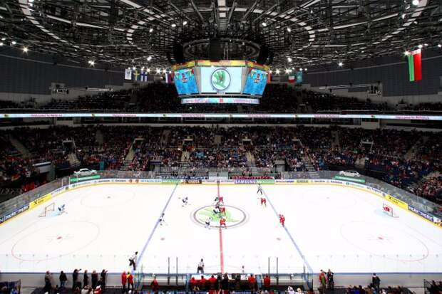 О политическом переносе чемпионата по хоккею из Минска