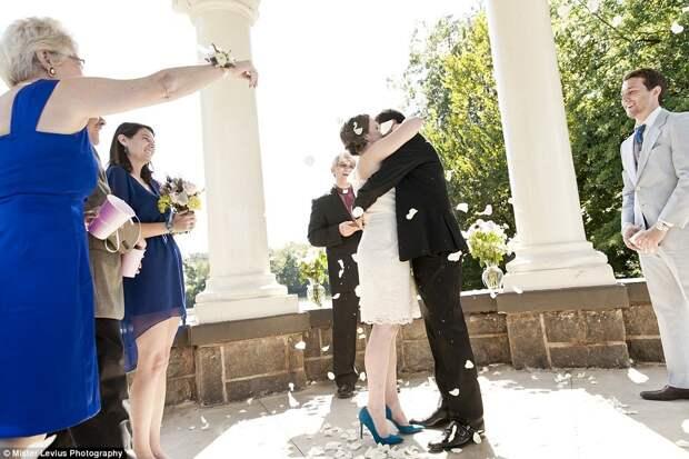Трогательные свадебные снимки, которые пробирают до мурашек