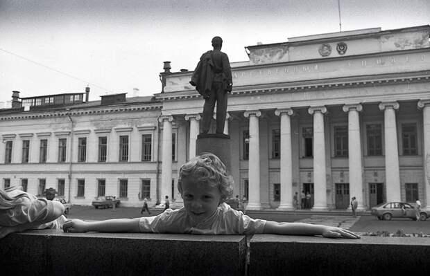 Фотограф Евгений Канаев: «Казань и казанцы в 90-е» 87