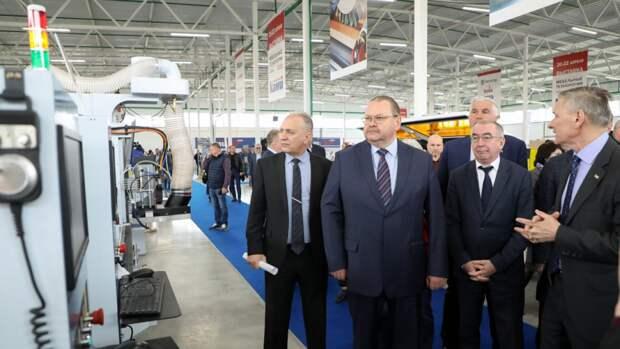 Мельниченко назвал Пензенскую область мебельной столицей России