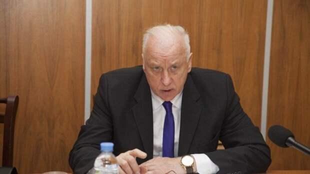 Бастрыкин встретился с госсекретарем Союзного государства России и Белоруссии