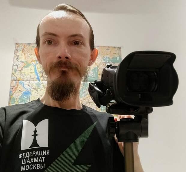 Педагог из Хорошёвского приглашает сняться в кино
