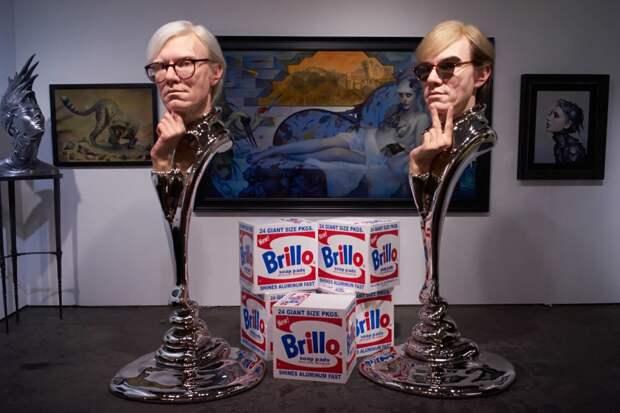Удивительные гиперреалистичные скульптуры известных личностей