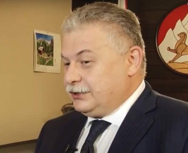 Экс-премьер Северной Осетии Такоев задержан по делу о растрате
