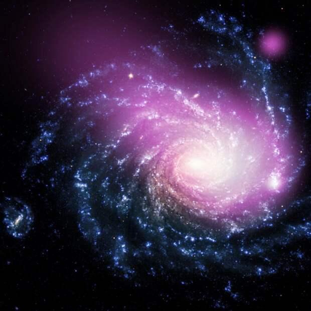 Облако газа в космосе