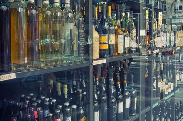 Власти Кызыла запретили продажу алкоголя в период майских праздников