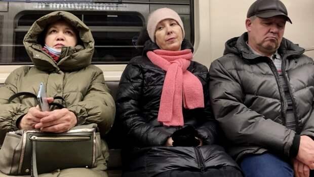 Более 30 тысяч случаев нарушения масочного режима зафиксировали в Москве за апрель