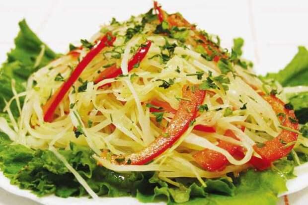 Рецепты фруктовых салатов: вкусно, полезно и быстро