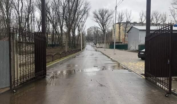 Жителям Тракторной вРостове открыли бесплатный проезд домой
