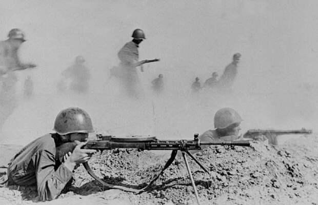 Великая Отечественная война, Красная Армия, фронт|Фото: