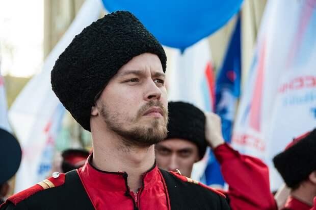 У Всероссийского казачьего общества появился свой гимн