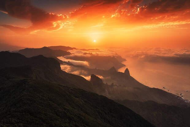 Восхитительные фотографии Канарских островов