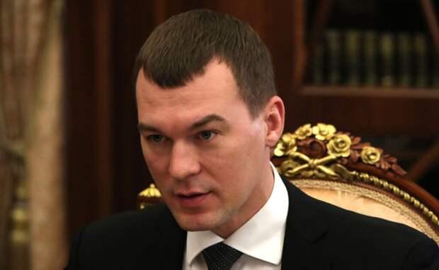 Дегтярёв победил на выборах губернатора Хабаровского края