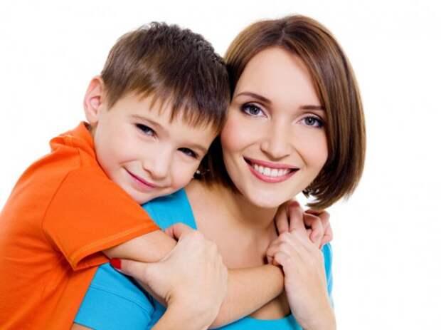 Чему мать-одиночка должна научить сына