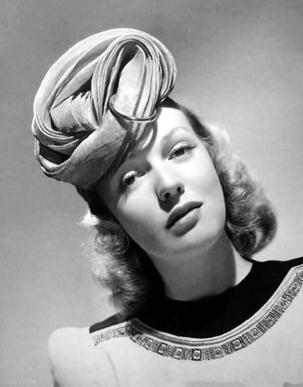 Красотка из 40-ых Рита Джонсон