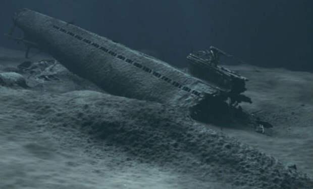 7 случайных находок обычных людей: подводная лодка лежала по пляжем