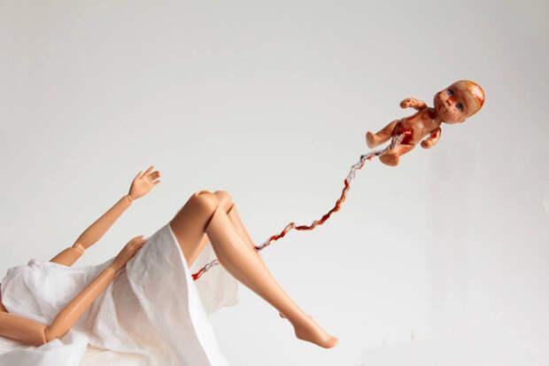 Темная сторона жизни кукол Барби: разврат, убийства и все, как у людей