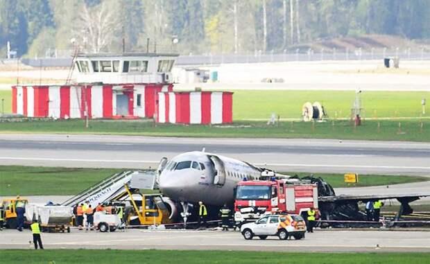 Катастрофа в Шереметьево: Виноват все-таки SSJ 100