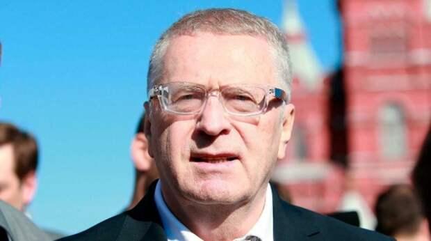 """Жириновский назвал позицию России по Донбассу """"величайшей победой"""""""