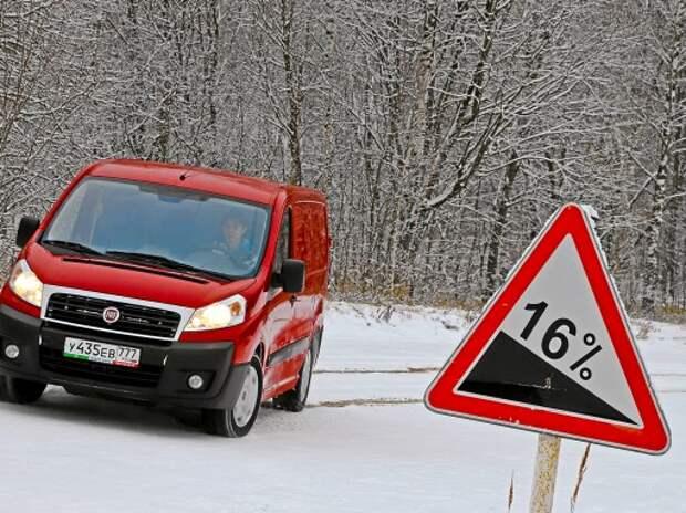 Тест фургона Fiat Scudo: не сбиться с курса