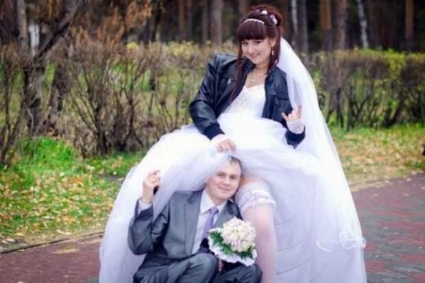 Свадебные наряды подвели этих невест в самый ответственный момент