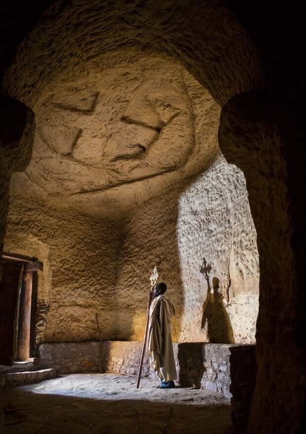 Древние церкви Эфиопии 6