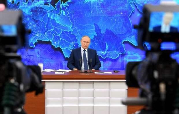 Владимир Путин: «Белорусы должны разобраться в своих проблемах без вмешательства извне»
