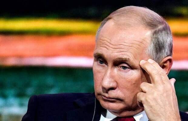 Запад готовит беспрецедентную атаку на Путина