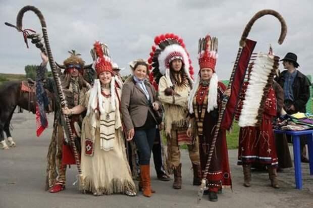 «Е-генератор» помог нести культуру индейцев в массы