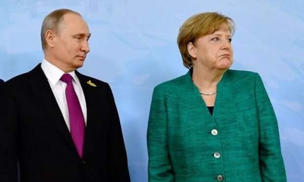 Путин – Европе: хоть искрутитесь, но от зависимости от РФ вы никуда не денетесь…