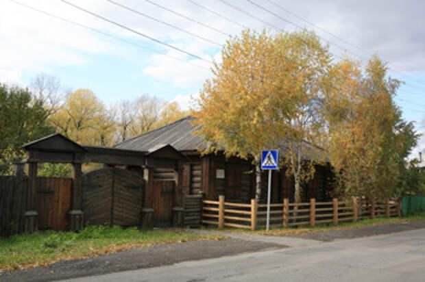 Музей Достоевского в Новокузнецке