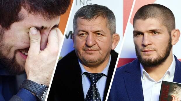 Отец Нурмагомедова: «Осуждаю тех, кто избил Мирзаева. Нопри чем тут Хабиб?»