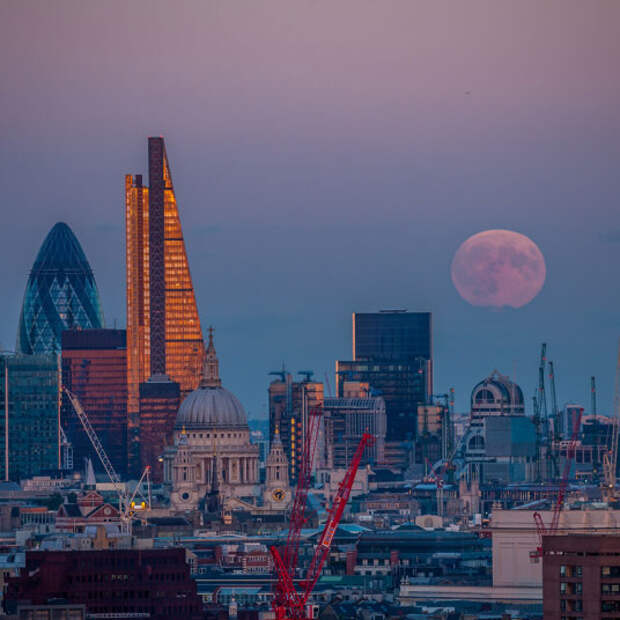"""Здание Лиденхолла в Лондоне: """"терка для сыра"""" или архитектурный шедевр"""