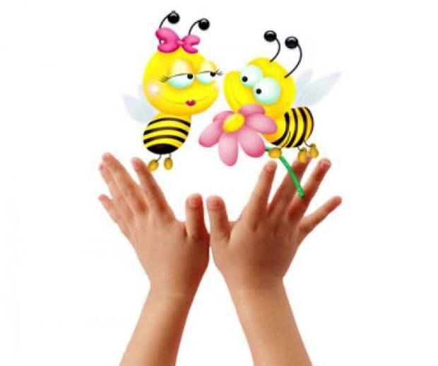 Детский мир. Пальчиковые игры