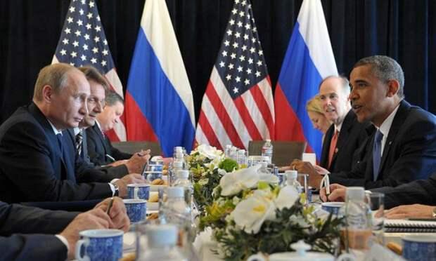 Россия и США сотрудничают, несмотря на санкции