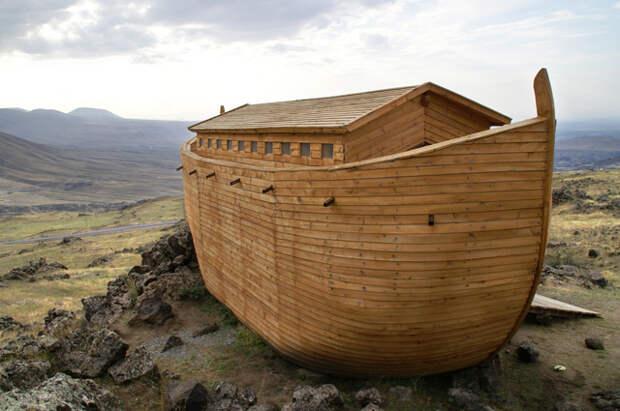 Внебиблейские свидетельства о Всемирном Потопе