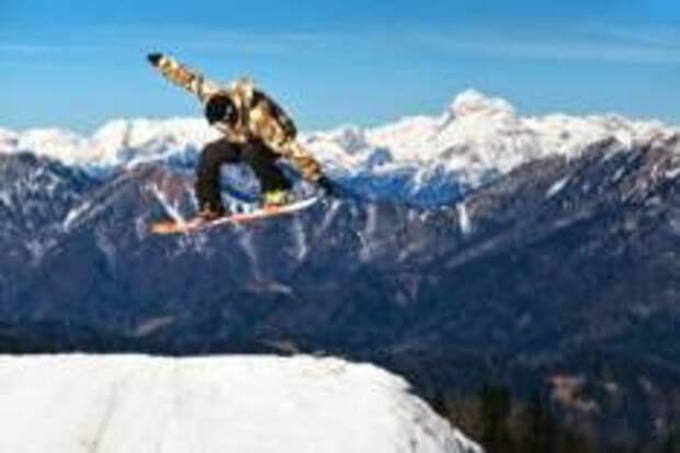 Зима в Словении – мягкий климат, горнолыжные курорты и знаменитые термы