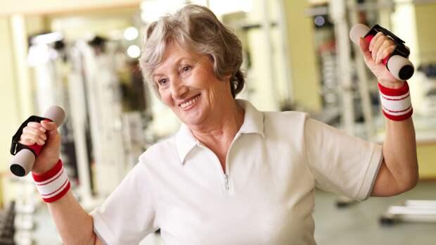 В Марьиной роще для пенсионеров открылся набор на оздоровительную гимнастику