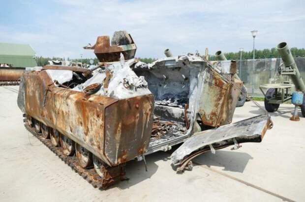 Avia.pro: в Сирии российские военные захватили турецкий танк